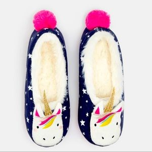 Joules - DREAMA CHARACTER SLIPPERS size: L 2/3 🦄